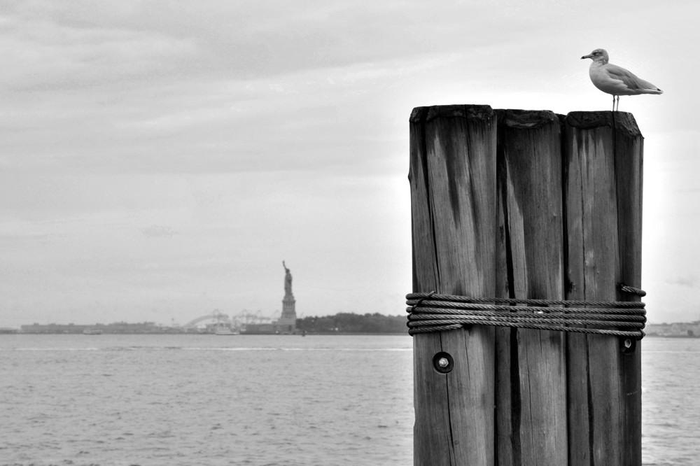 New York, Statue