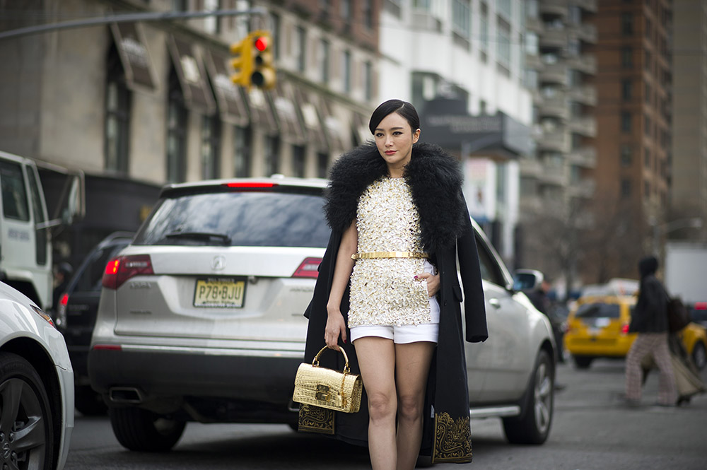 New York Street Fashion