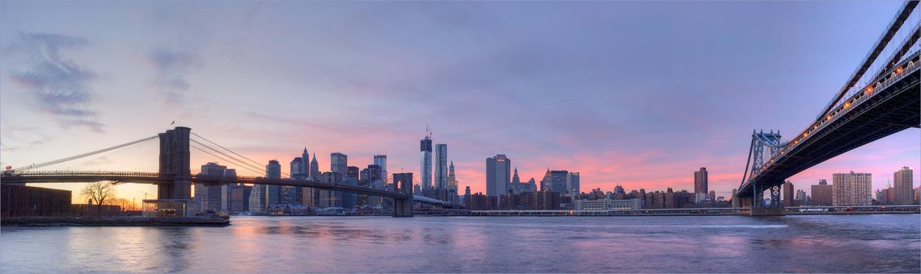 [ [ [ new york sunset ] ] ]