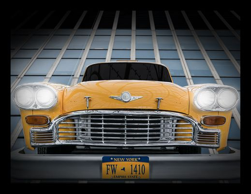 New York Taxi !