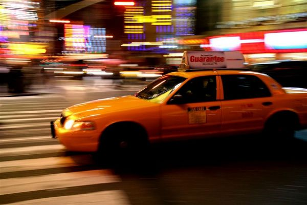 New York Taxi Driver