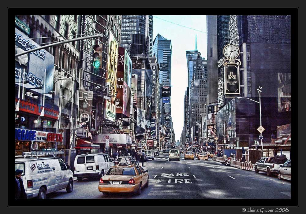 new york time square foto bild north america. Black Bedroom Furniture Sets. Home Design Ideas