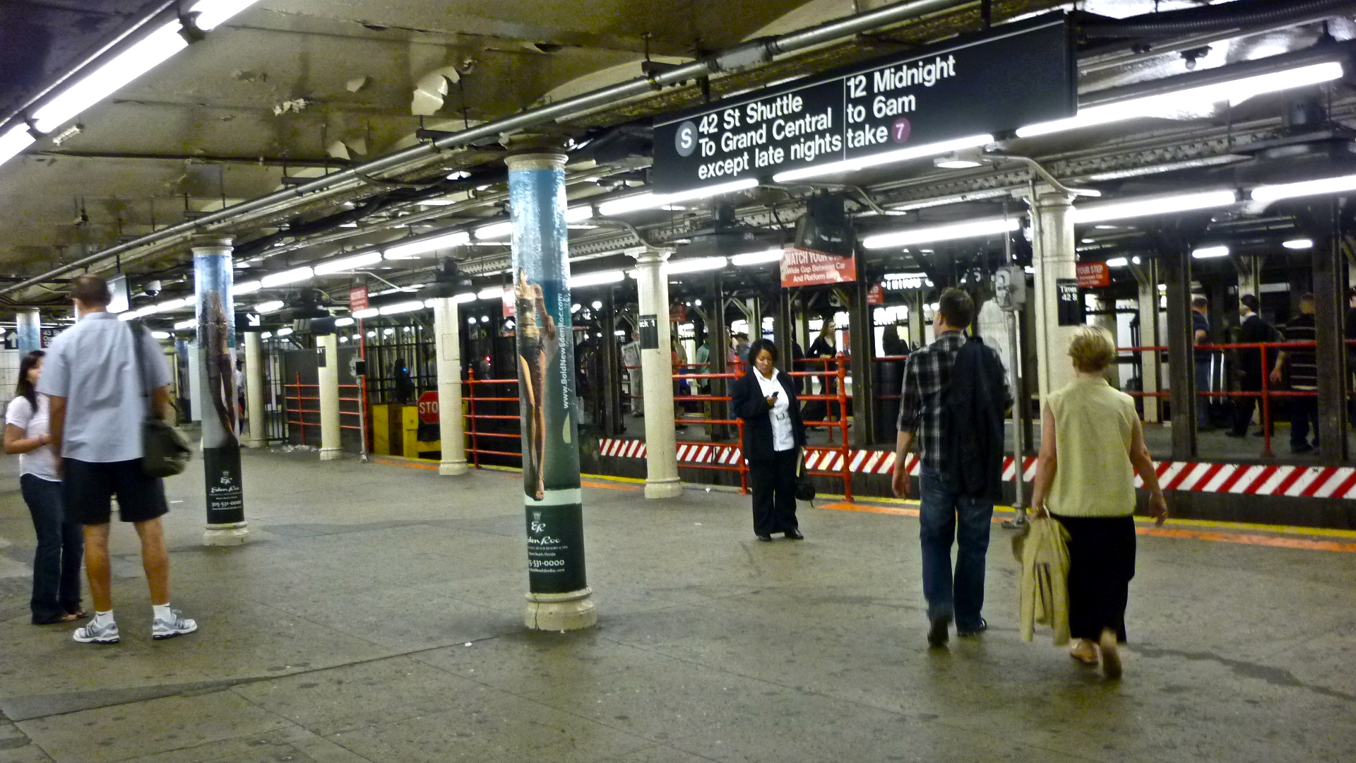 New York U Bahn