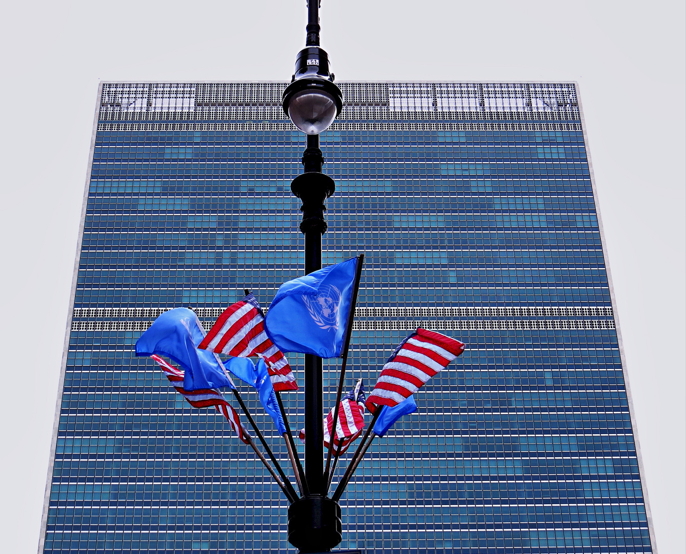 NEW YORK - U.N. Headquarters