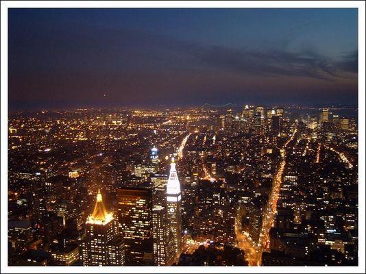 New York vom Empire