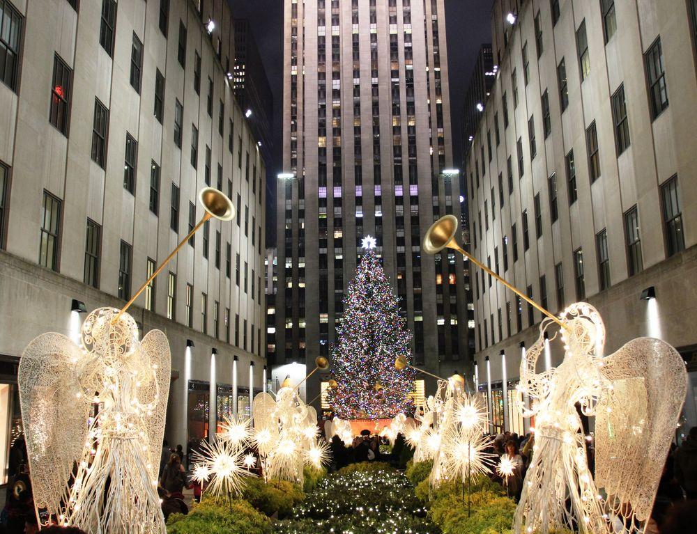 New york weihnachtsbaum eos 600d foto bild north america united states rockefeller center - Weihnachtsbaum new york ...