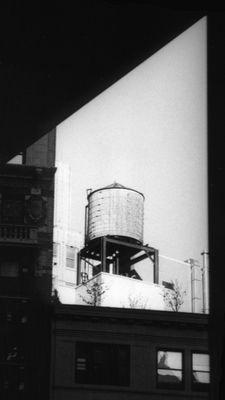 New Yorker Hinterhof II