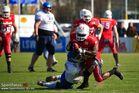 New Yorker Lions Braunschweig(GFL) vs Tollense Sharks(Regionalliga)