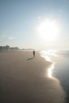 New Yorker Strand