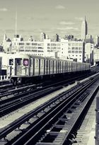 New Yorker Subway, 40Street Lowery Station