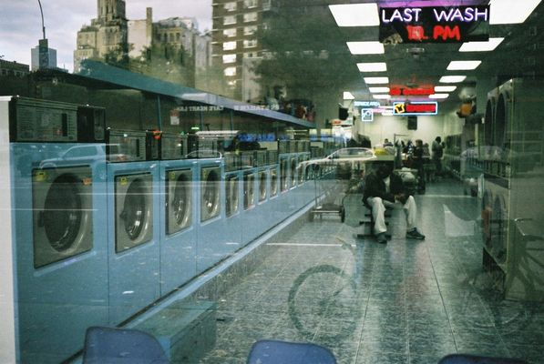 New York.....Laundry