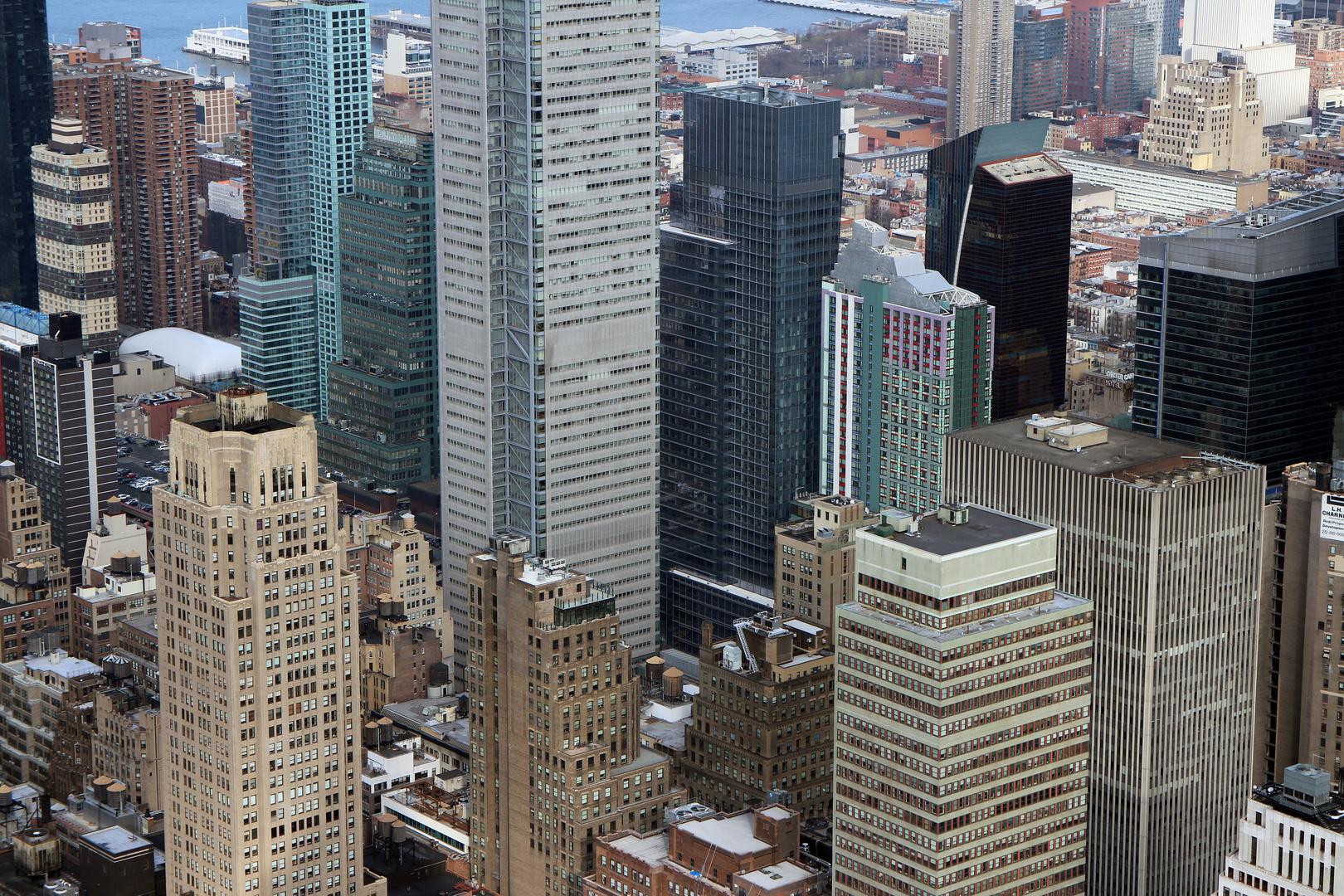 New Yorks Wolkenkratzer