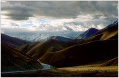 < New Zealand > Lindis Pass