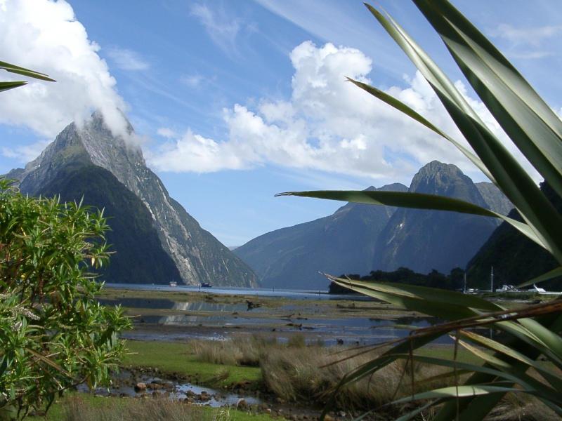 New Zealand-Milford Sound