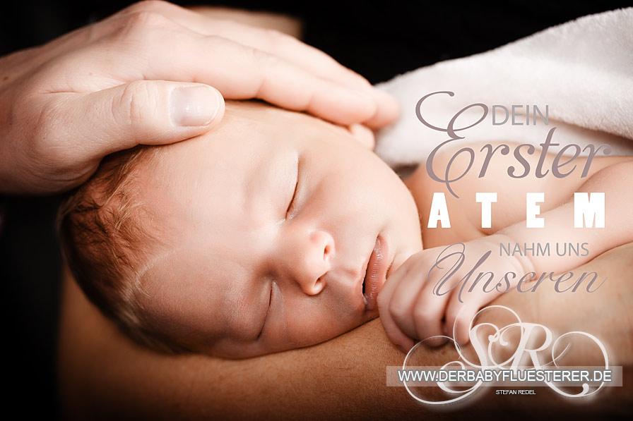 Newborn Florian, 11 Tage | (Babyfotograf Zollernalbkreis)