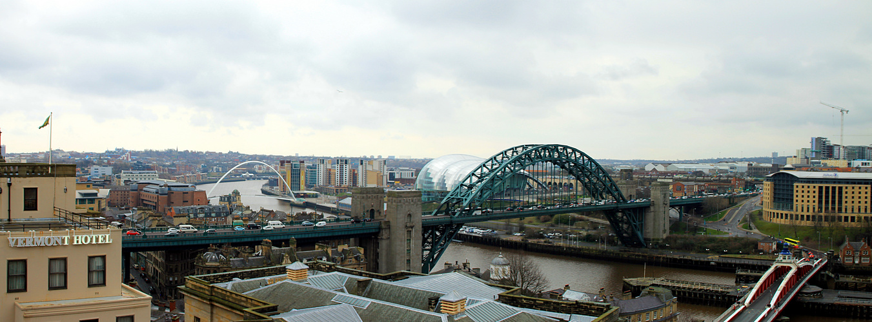 Newcastle Panorama