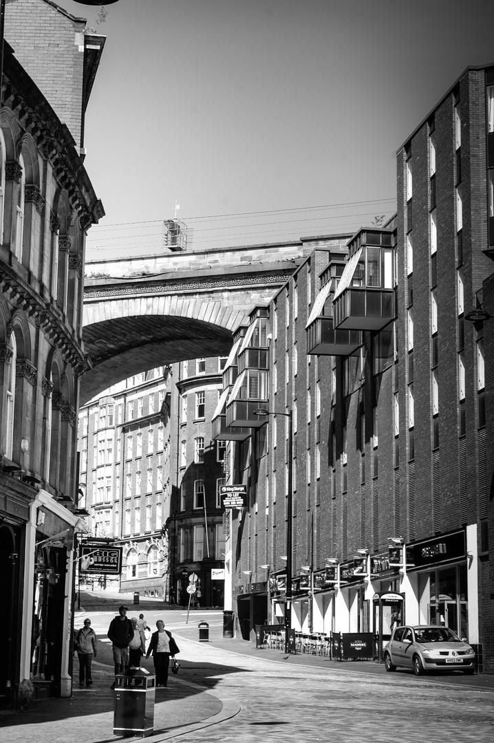 Newcastle upon Tyne II