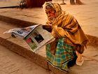"""*News"""" in Varanasi"""