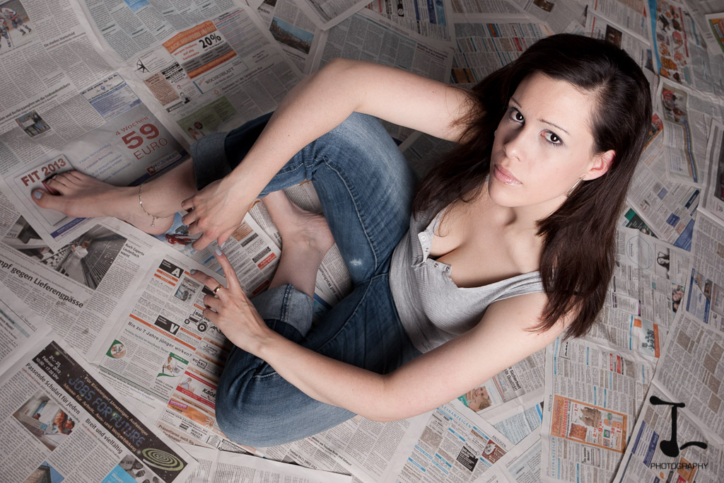Newspaper Fashion