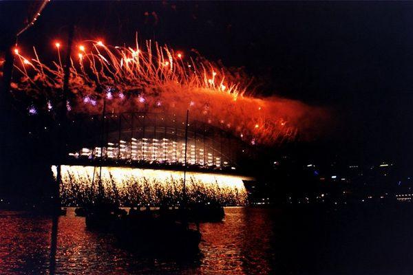 NewYear 2004 Sydney