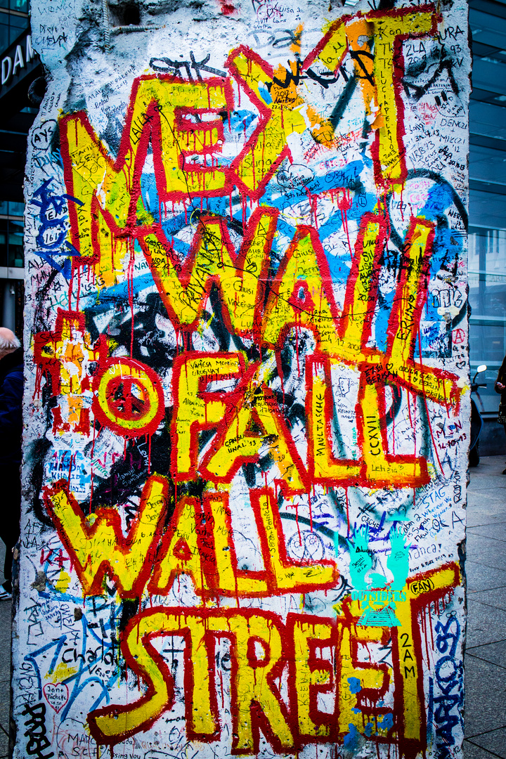 Next Wall To Fall
