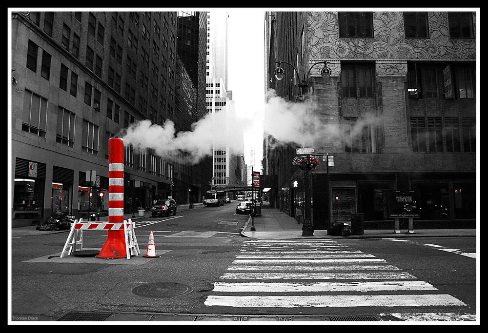 nEY yORK sTREETS