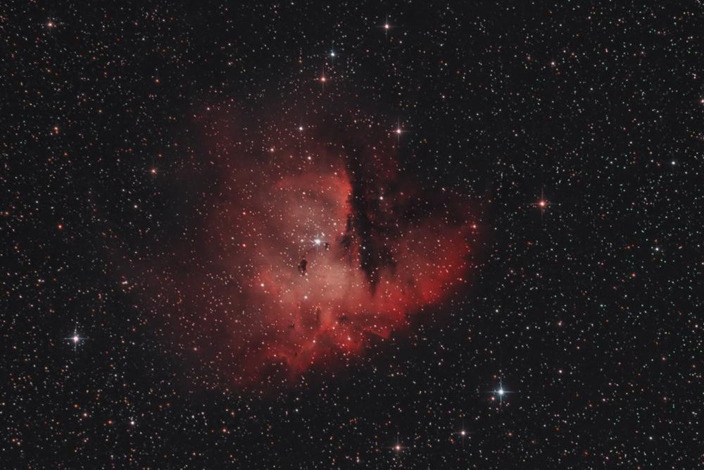 NGC 281 die 2.