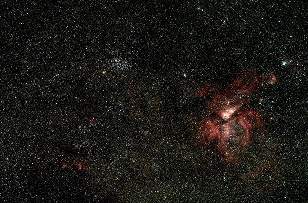 NGC 3372 und 3532
