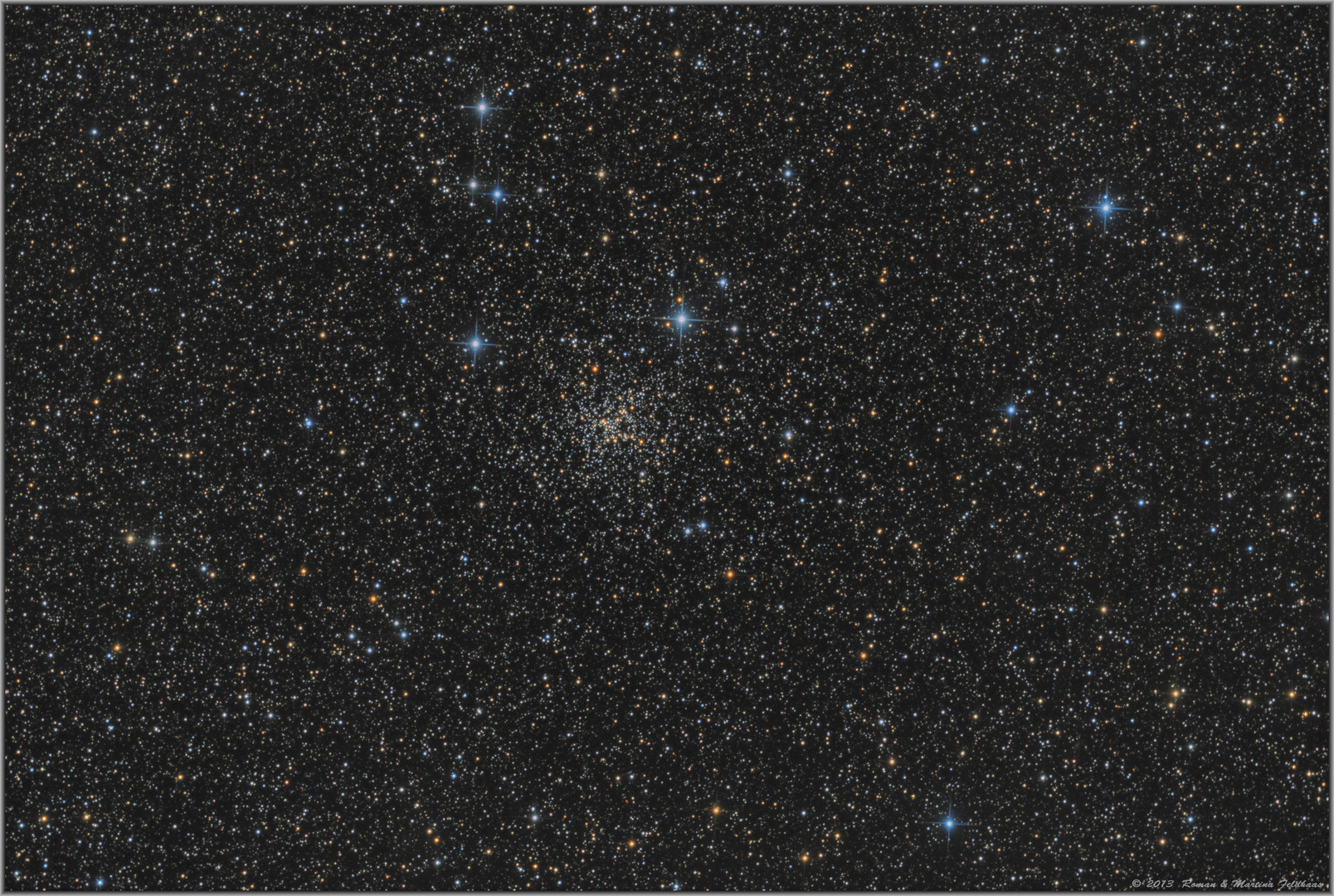 NGC 6819 (Foxhead Cluster)