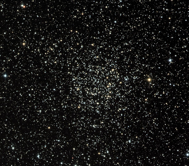 NGC 7789 - Galaktischer Sternhaufen