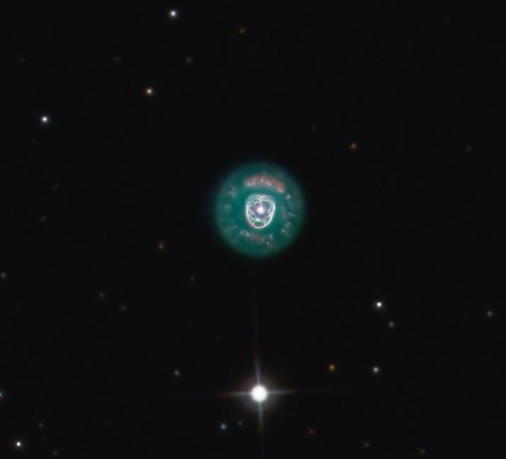 NGC2392 - Eskimonebel (Kooperation)