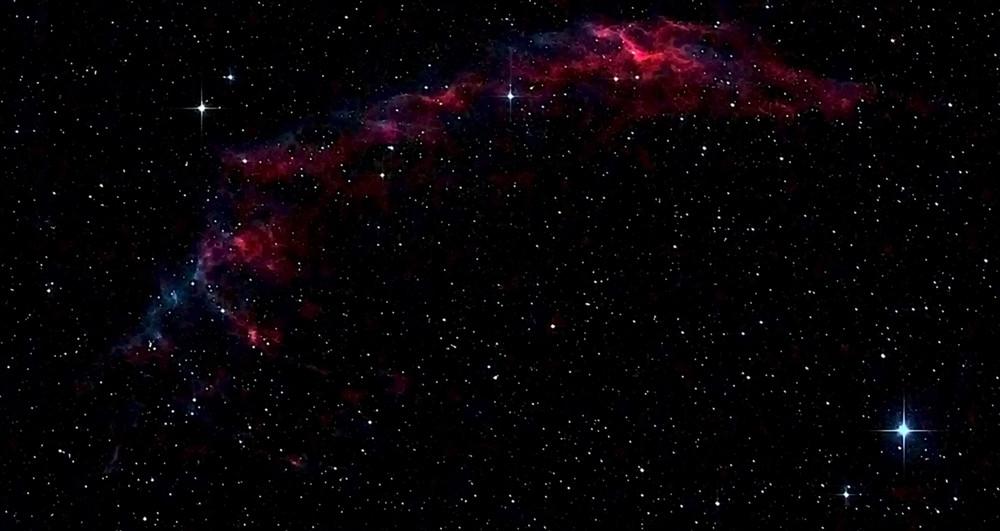 NGC6992 Ausschnitt