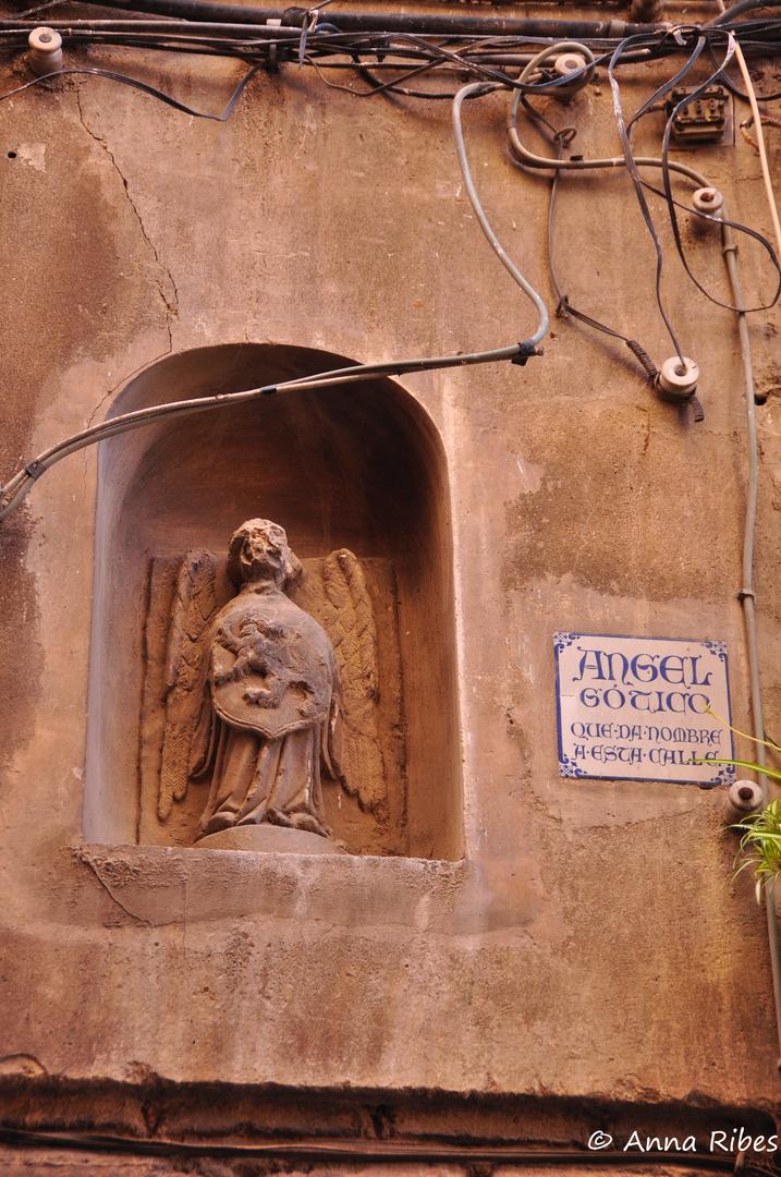Àngel gòtic