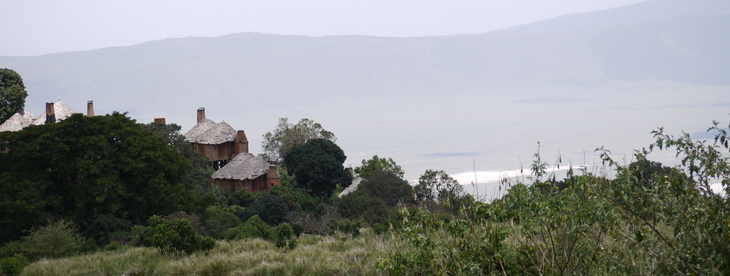 Ngorongoro Krater Lodge