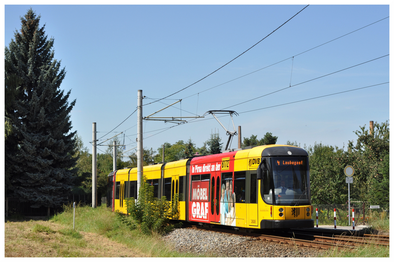NGT D12DD in Coswig