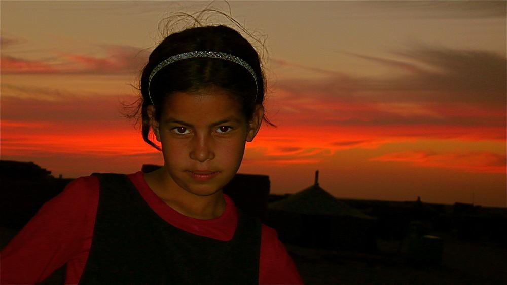 Niña Saharaui