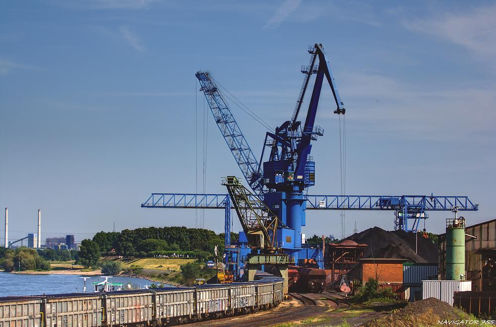 NIAG Rheinhafen Orsoy