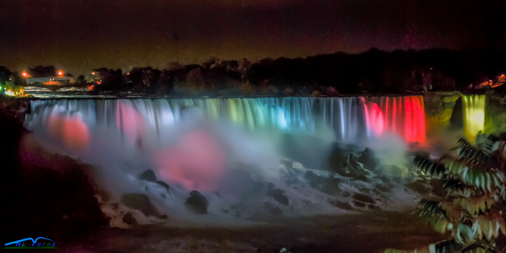 Niagara Fälle US-Seite