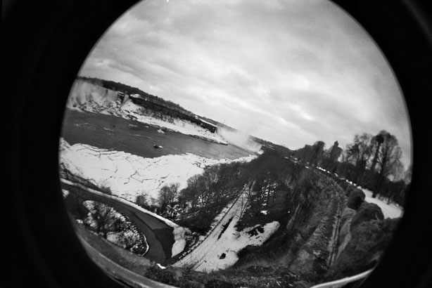 Niagara Falls - fisheye