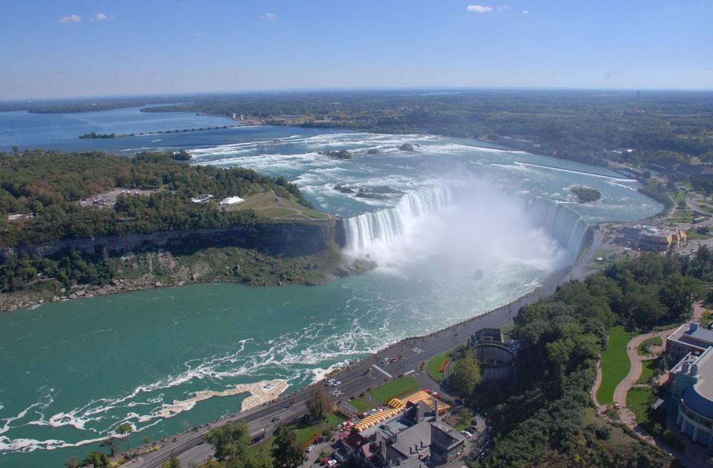 Niagara - le cascate