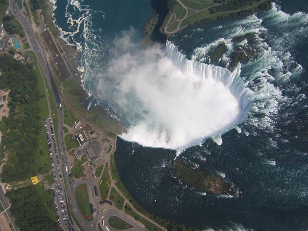 Niagara von oben (1)