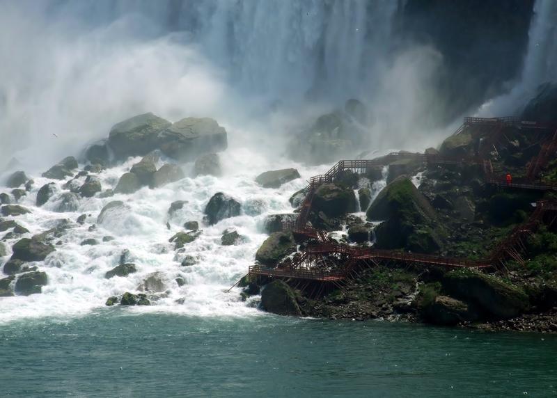 Niagara Wasserfälle 01