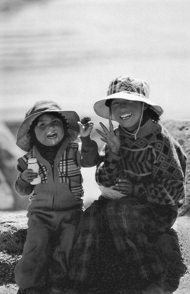 Niñas Peruanas de josebae