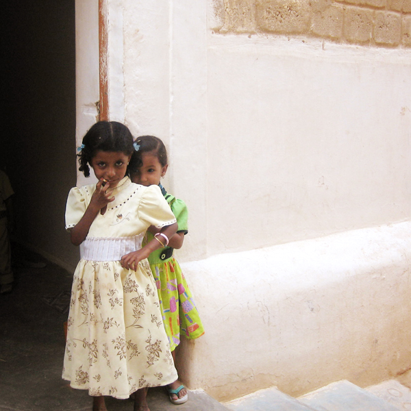 niñas Yemen