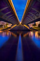 Nibelungenbrücke Regensburg