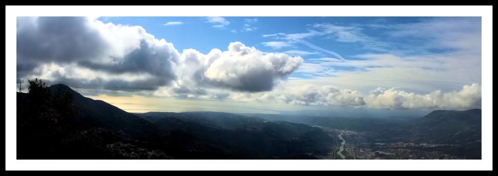 Nice, Antibes, Cannes : la Cote d'Azur quoi !!!