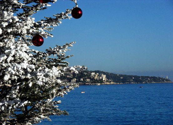 Nice Côte d'Azur en Décembre