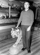 Nicht der Tiger von Hagenbeck