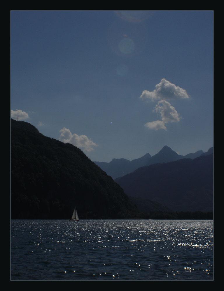 nicht der Zürichsee...