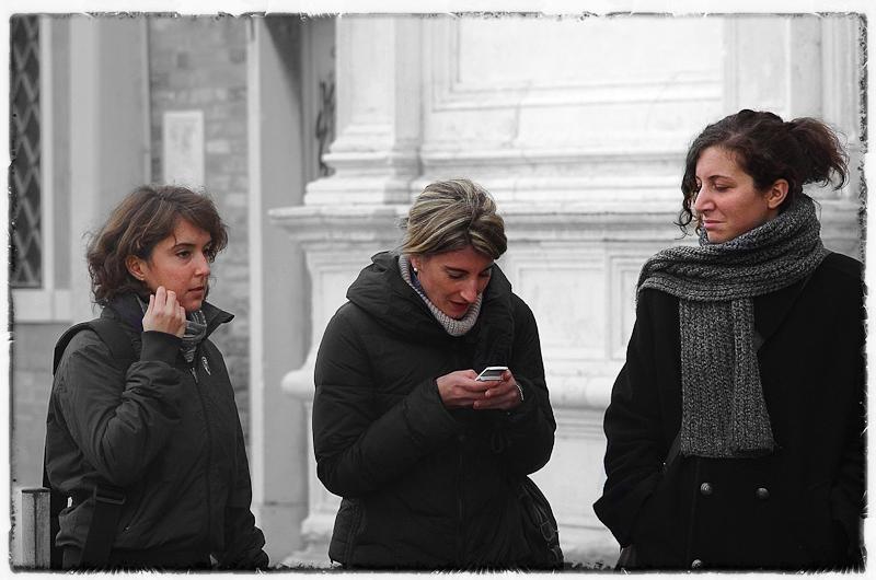 Nicht die drei Damen aus Avignon